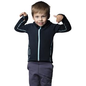 Houdini Power Houdi Veste Enfant, blue illusion
